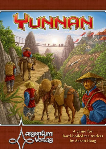 Yunnan - Due in store 29/10/20