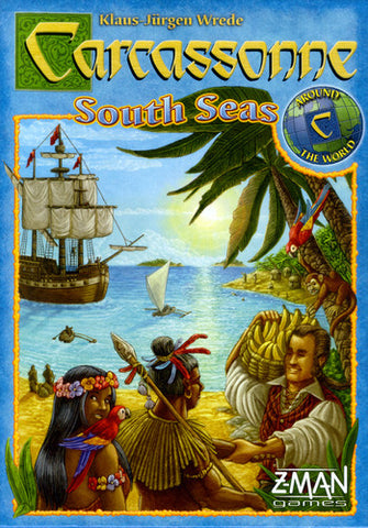 Carcassonne: South Seas - Second Hand
