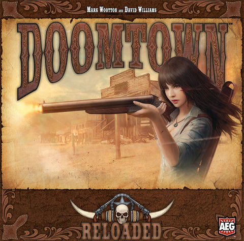 Doomtown: Reloaded - Second Hand