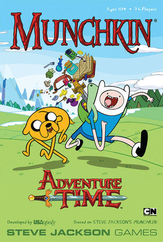 Munchkin Adventure Time - Second Hand