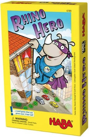 Rhino Hero - Second Hand