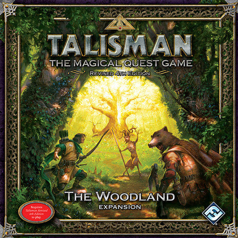Talisman: The Woodland Expansion - Second Hand