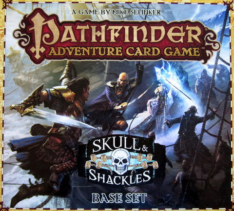 Pathfinder Adventure Card Game - Skull and Shackles Base Set