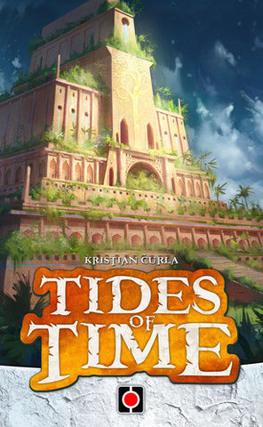 Tides of Time - Second Hand