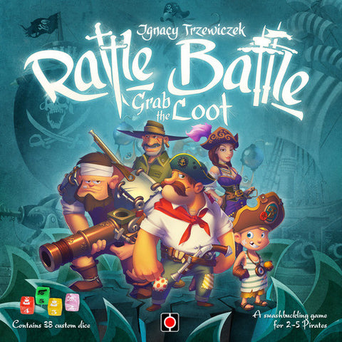 Rattle, Battle Grab the Loot