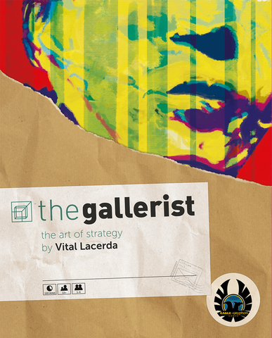 The Gallerist/ inc Scoring Expansion - Pre-order Due April 2019
