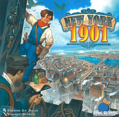 New York 1901 - Second Hand