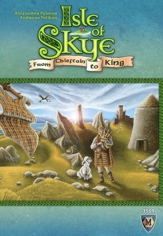 Isle of Skye - Second Hand