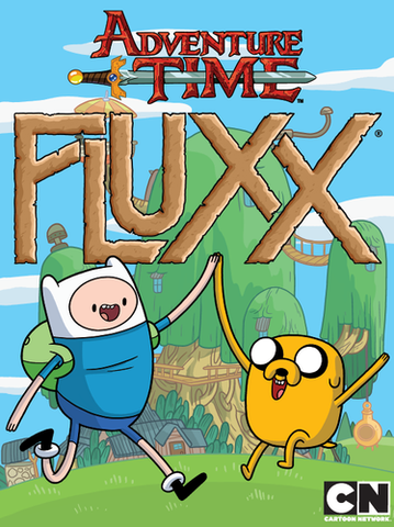 Adventure Time Fluxx