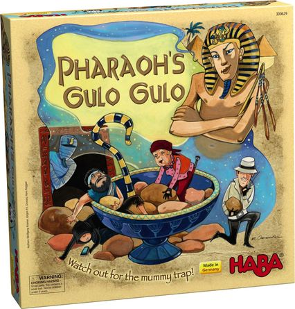 Pharoah's Gulo Gulo - Second Hand