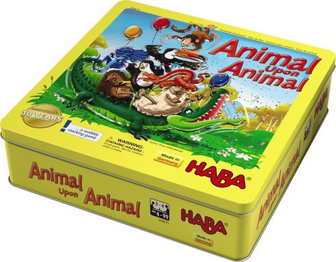 Animal Upon Animal 10th Anniversary Edition Tin - Dinged Tin