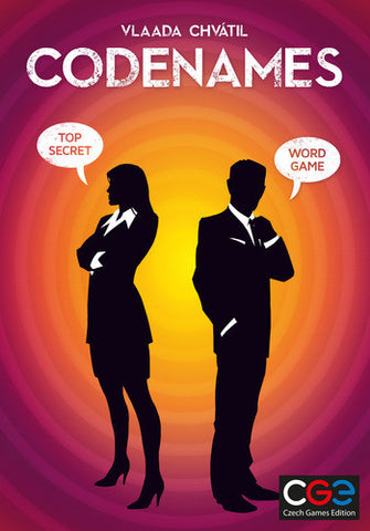 Codenames - Second Hand