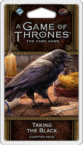 A Game of Thrones LCG : Taking the Black Expansion