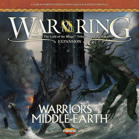 War of the Ring: Warriors of Middle-Earth w/ Promo