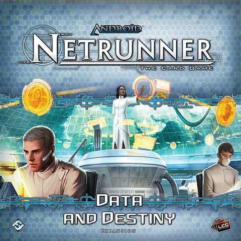 Android Netrunner LCG: Data and Destiny