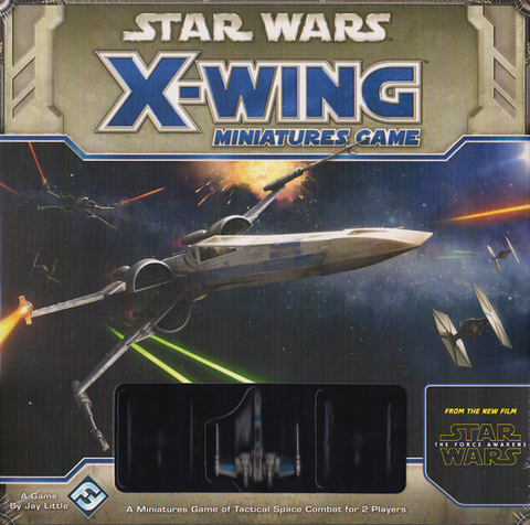 Star Wars: X-Wing Miniatures Game – The Force Awakens Core Set -Includes B-Wing -  Second Hand