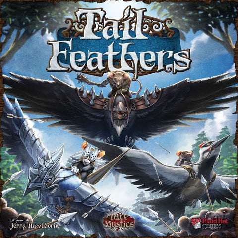 Tail Feathers - Display Copy