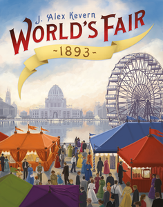 World'sFair 1893 - Second Hand