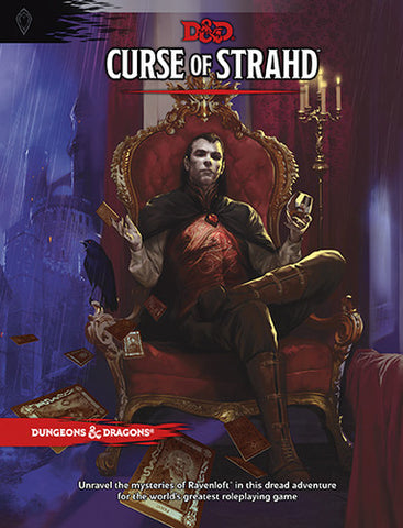 Dungeons & Dragons : Curse of Strahd