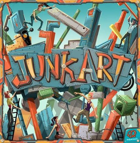 Junk Art Wooden Edition