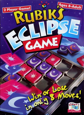Rubik's Eclipse - Second Hand