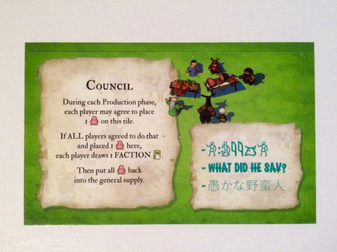 Imperial Settlers: Council Promo