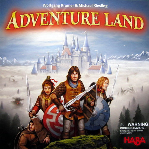 Adventure Land - Second Hand