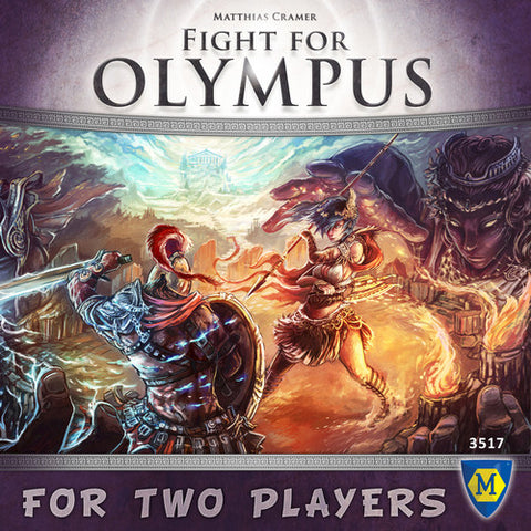 Fight For Olympus - Second Hand