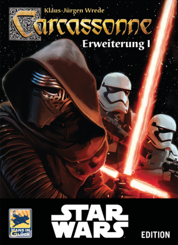 Carcassonne: Star Wars – Expansion 1