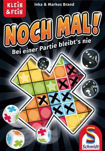 Noch Mal! - German Edition / English Rules available