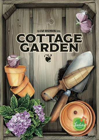 Cottage Garden - Second Hand