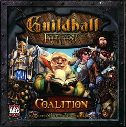 Guildhall Fantasy: Coalition - Second Hand