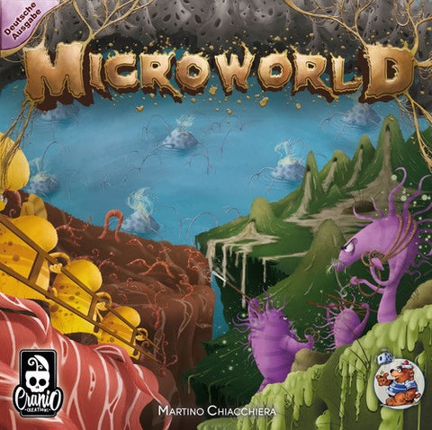 Microworld - Second Hand