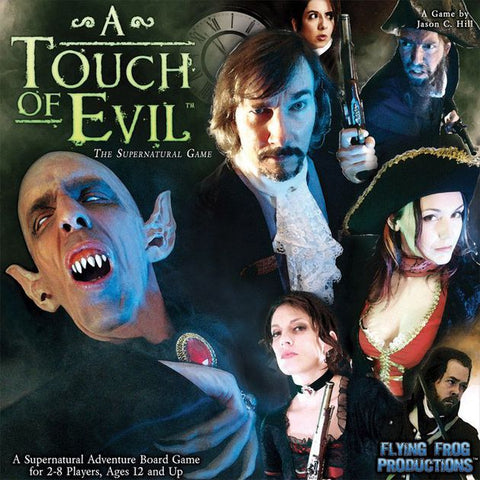 A Touch of Evil: The Supernatural Game - Second Hand