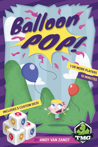 Balloon Pop! - Second Hand