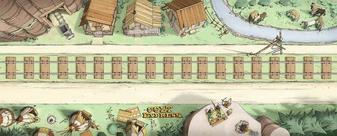 Colt Express: Playmat