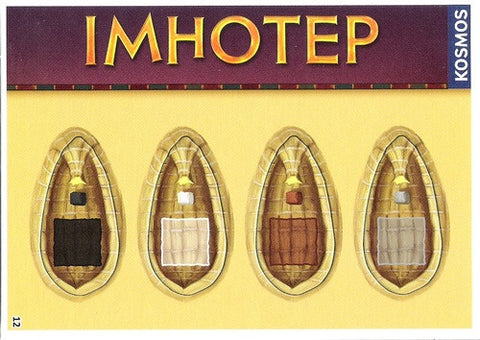 Imhotep: The Private Ships Mini Expansion