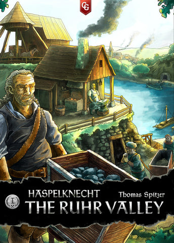 Haspelknecht: The Ruhr Valley