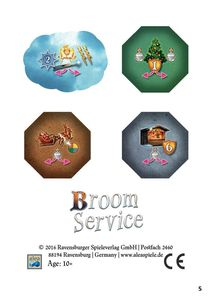 Broom Service - Christmas Time Promo