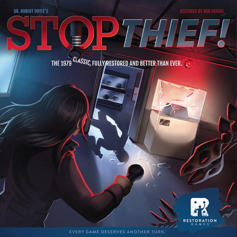 Stop Thief! - Second Hand