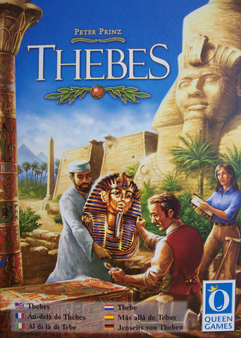 Thebes - Second Hand