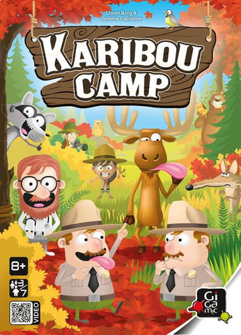 Karibou Camp - Second Hand