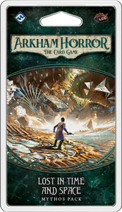 Arkham Horror: The Card Game – Lost in Time and Space – Mythos Pack