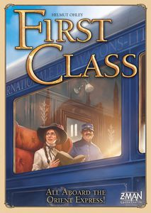 First Class - Second Hand -Display Copy