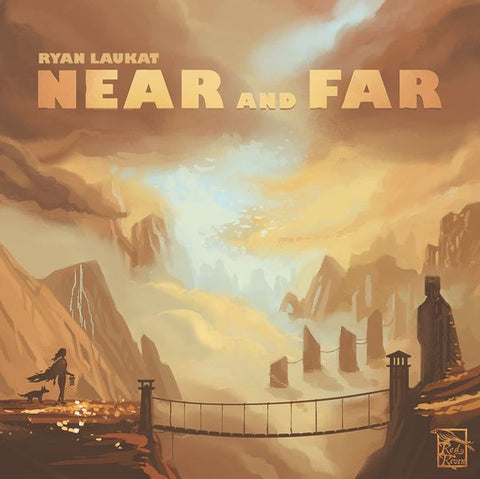 Near and Far - Second Hand- Kickstarter Edition Includes Metal Coins