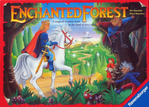 Enchanted Forest - Second Hand