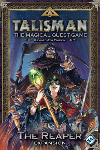 Talisman: The Reaper - Second Hand