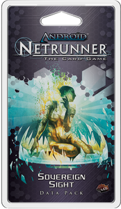 Android Netrunner LCG: Sovereign Sight