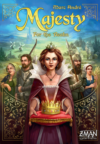 Majesty: For the Realm - Second Hand/ Display Copy