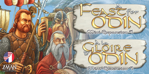 A Feast for Odin: Lofoten, Orkney, and Tierra del Fuego - English Rules Available Online